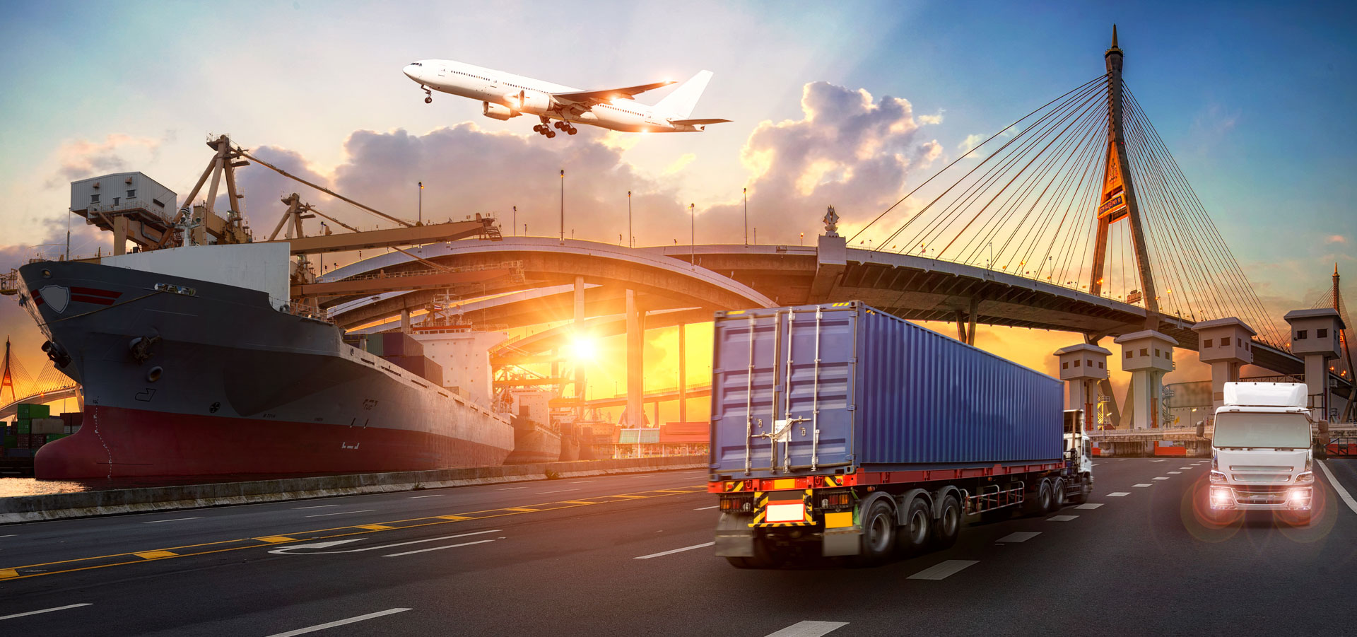 Are you ready to change the way you see Transport & Logistics?